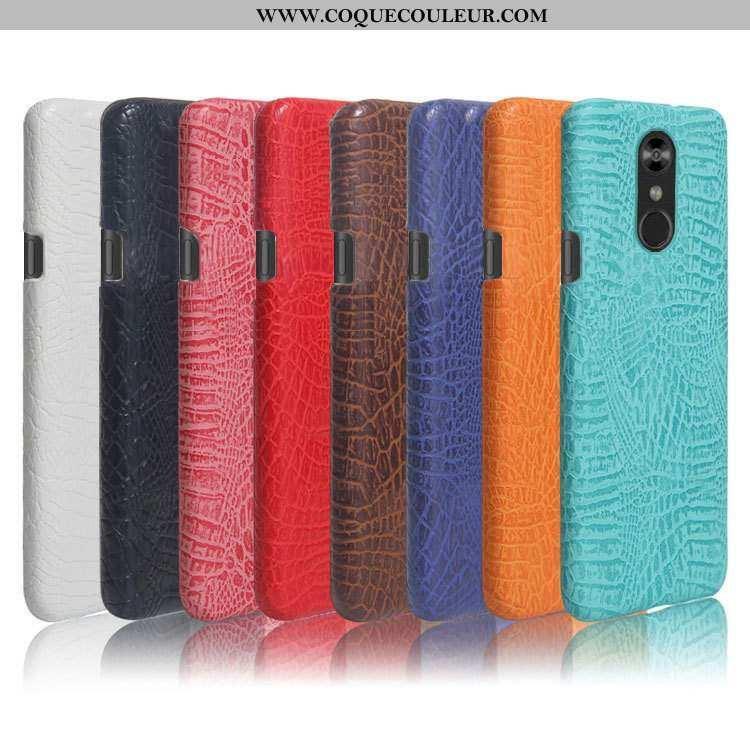 Étui Lg Q Stylus Ultra Téléphone Portable Vert, Coque Lg Q Stylus Légère Verte