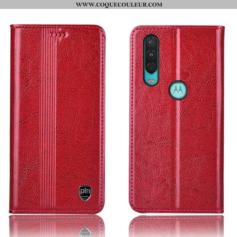 Coque Motorola One Action Protection Téléphone Portable Tout Compris, Housse Motorola One Action Cui