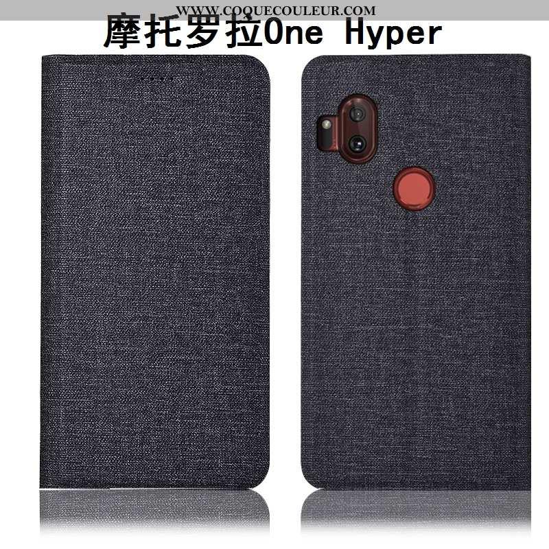 Étui Motorola One Hyper Protection Housse Incassable, Coque Motorola One Hyper Téléphone Portable No