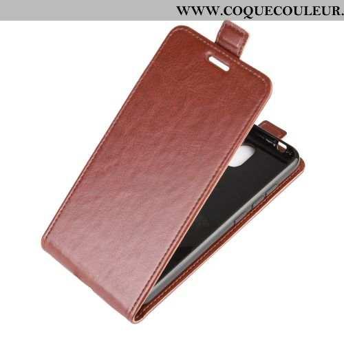 Coque Nokia 1.3 Portefeuille Téléphone Portable Cuir, Housse Nokia 1.3 Tendance Étui Marron