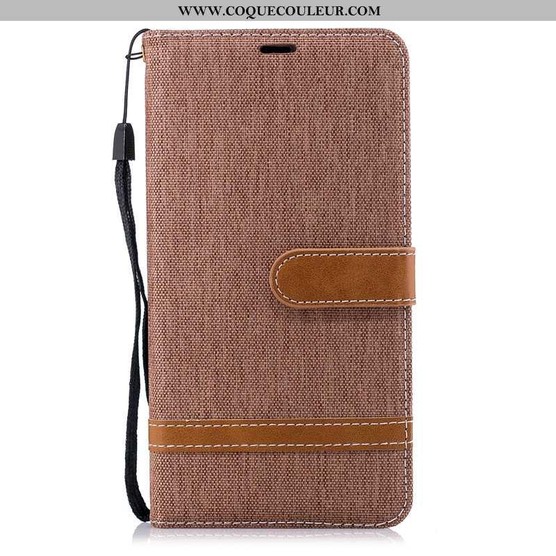 Coque Nokia 2.1 Protection Étui Téléphone Portable, Housse Nokia 2.1 Portefeuille Tout Compris Marro