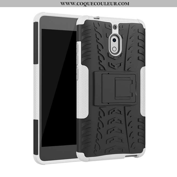 Étui Nokia 2.1 Protection Difficile Téléphone Portable, Coque Nokia 2.1 Silicone Beige