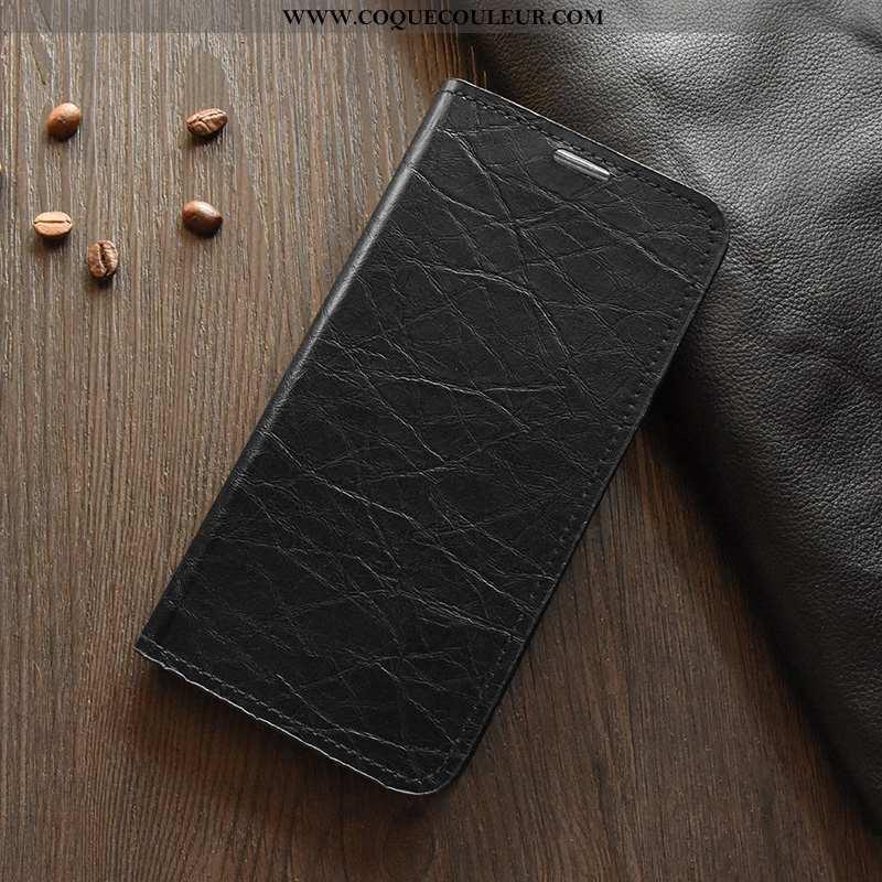 Étui Nokia 2.2 Silicone Jours Noir, Coque Nokia 2.2 Protection Noir