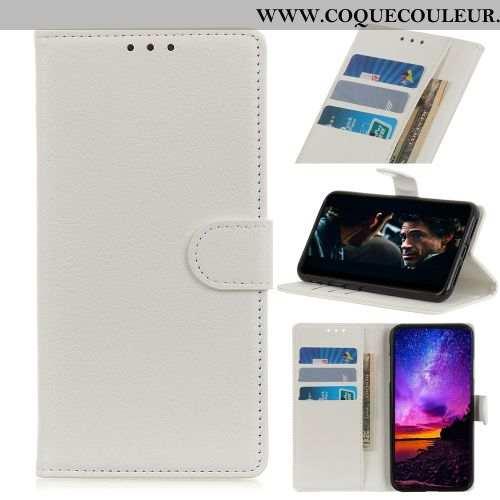 Étui Nokia 5.1 Protection Coque Tout Compris, Nokia 5.1 Portefeuille Carte Blanche