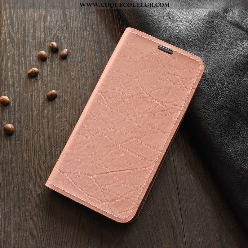 Housse Nokia 6.1 Silicone Étui Rose, Nokia 6.1 Protection Rose