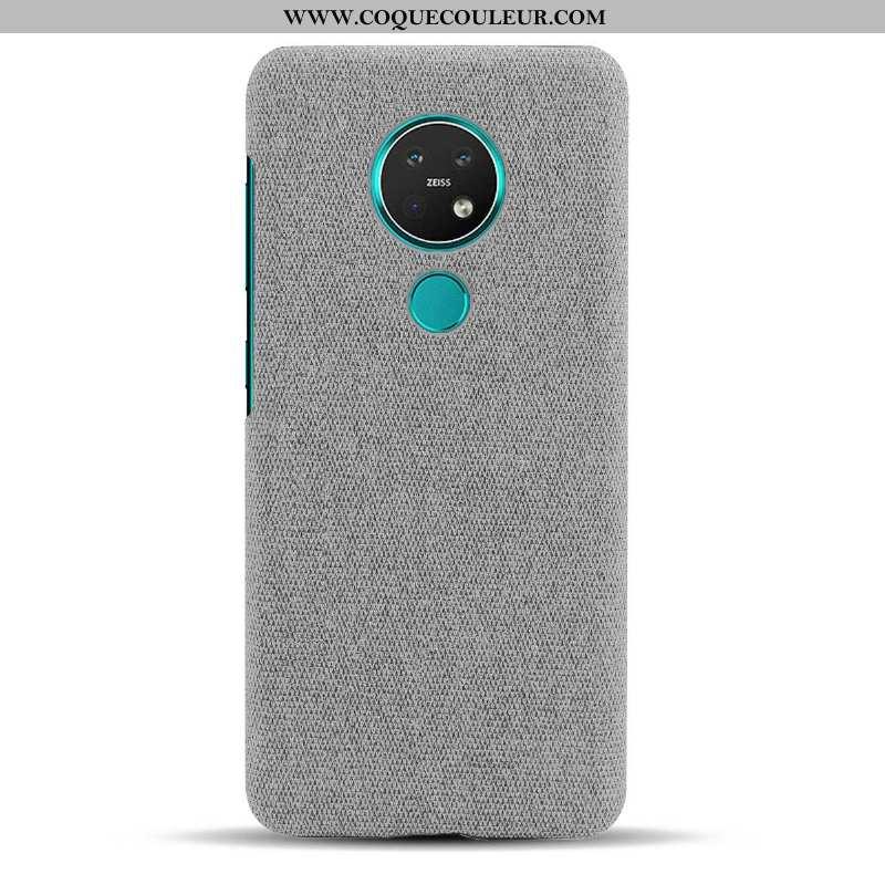 Étui Nokia 6.2 Légère Simple Légères, Coque Nokia 6.2 Protection Incassable Gris