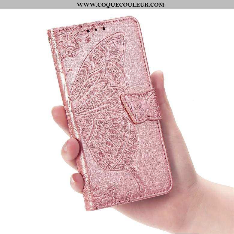 Étui Nokia 6.2 Protection Coque Fluide Doux, Nokia 6.2 Créatif Incassable Rose