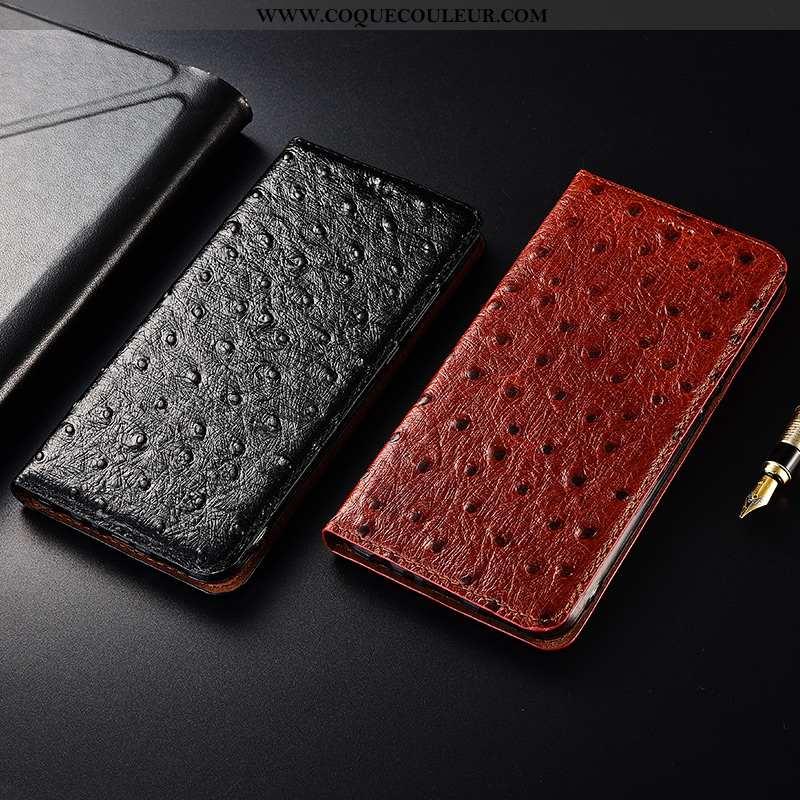 Coque Nokia 7.2 Fluide Doux Clamshell Coque, Housse Nokia 7.2 Silicone Tout Compris Rouge