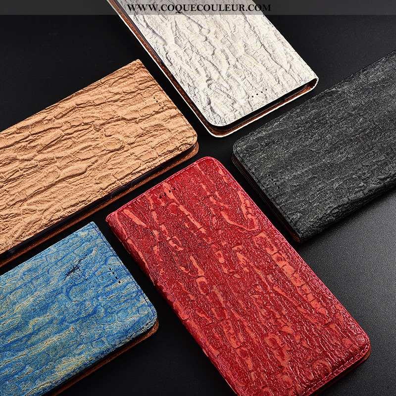 Coque Nokia 7.2 Fluide Doux Clamshell Arbres, Housse Nokia 7.2 Silicone Étui Blanche