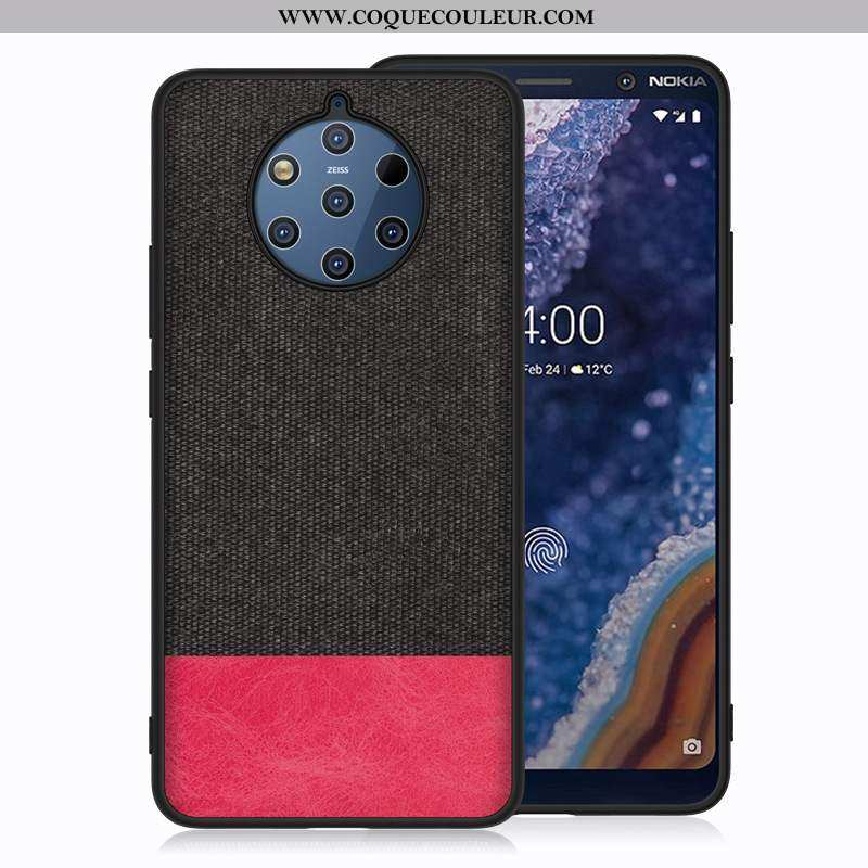 Étui Nokia 9 Pureview Protection Noir Téléphone Portable, Coque Nokia 9 Pureview