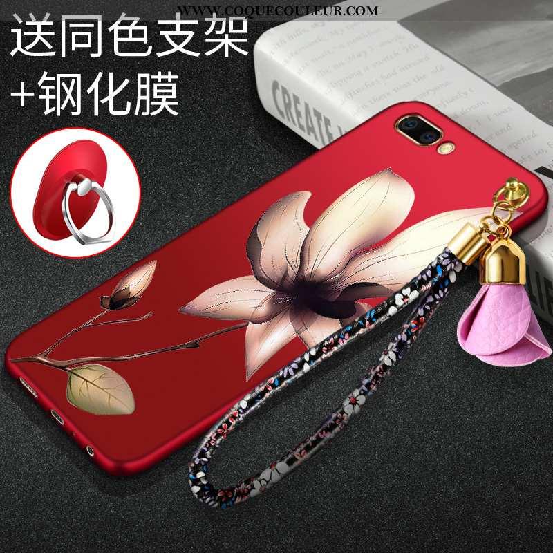 Housse Oneplus 5 Ornements Suspendus Tout Compris Téléphone Portable, Étui Oneplus 5 Protection Roug