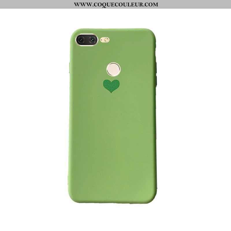 Étui Oneplus 5t Créatif Vert Étui, Coque Oneplus 5t Téléphone Portable Verte
