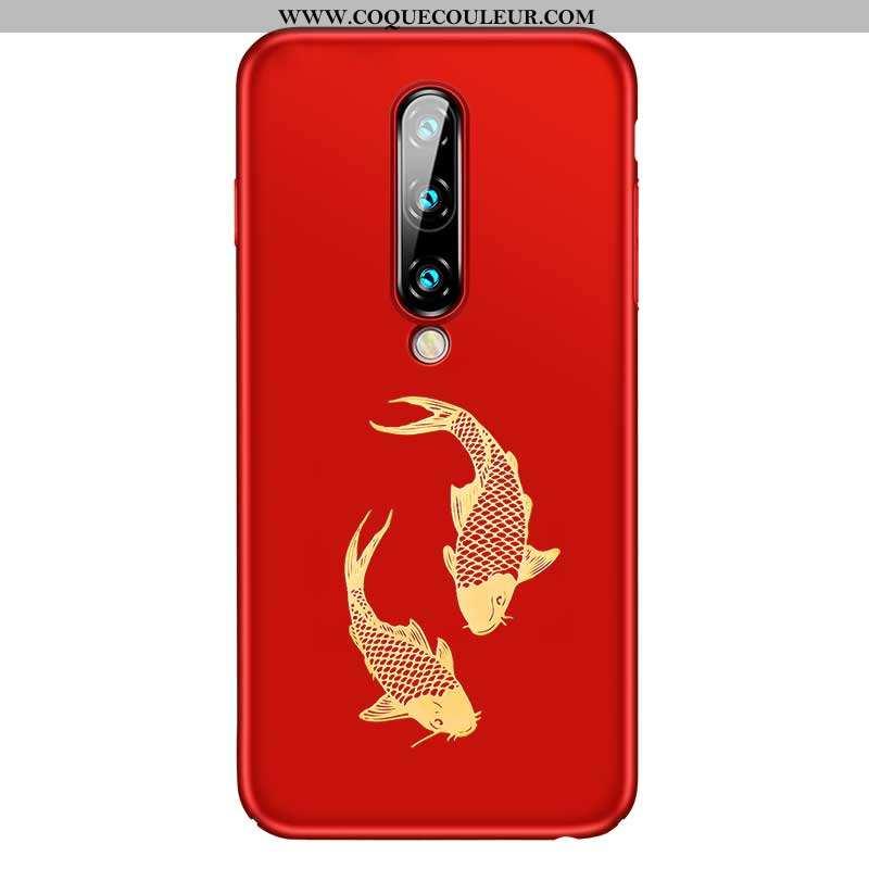 Coque Oneplus 7 Pro Protection Tout Compris Téléphone Portable, Housse Oneplus 7 Pro Délavé En Daim