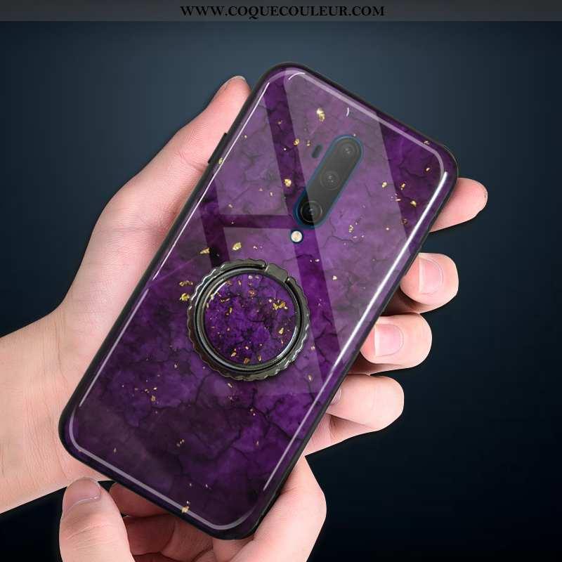 Étui Oneplus 7t Pro Protection Violet Tout Compris, Coque Oneplus 7t Pro Luxe