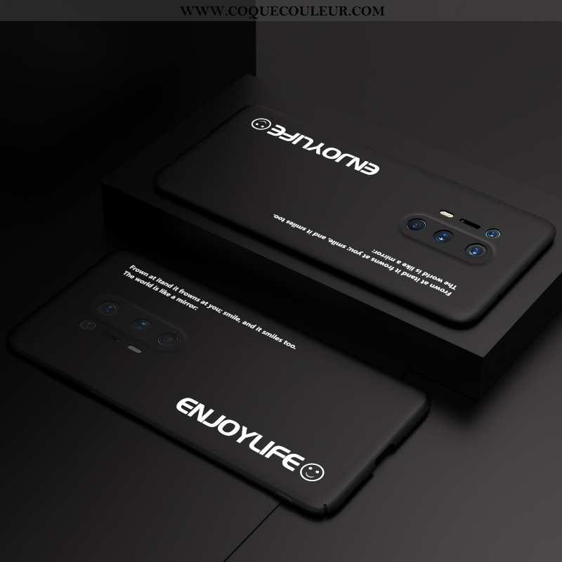 Étui Oneplus 8 Pro Tendance Ultra Personnalité, Coque Oneplus 8 Pro Légère Protection Noir