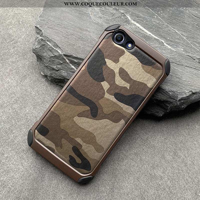 Housse Oppo A3 Protection Coque En Silicone Étui, Étui Oppo A3 Personnalité Camouflage