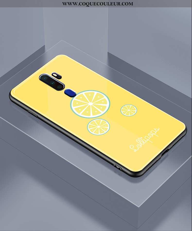 Étui Oppo A9 2020 Dessin Animé Téléphone Portable Tendance, Coque Oppo A9 2020 Charmant Personnalité