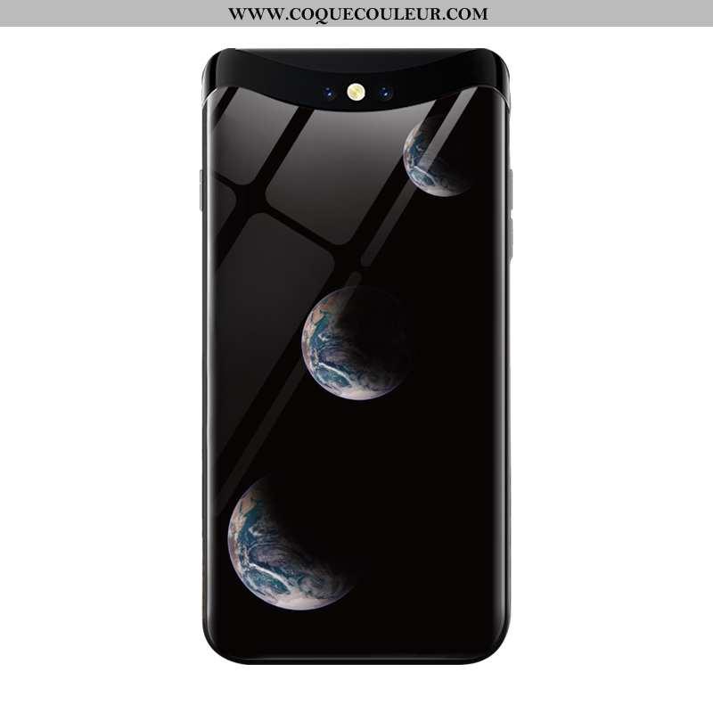 Coque Oppo Find X Personnalité Téléphone Portable Refroidissement, Housse Oppo Find X Créatif Étui N
