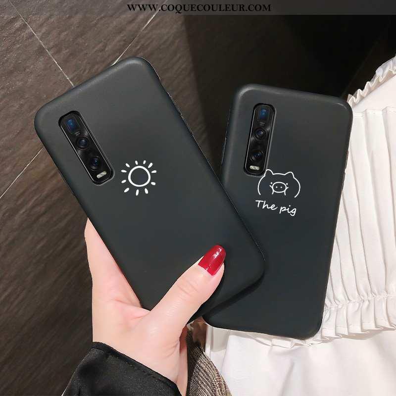 Étui Oppo Find X2 Pro Créatif Téléphone Portable Personnalité, Coque Oppo Find X2 Pro Légère Incassa