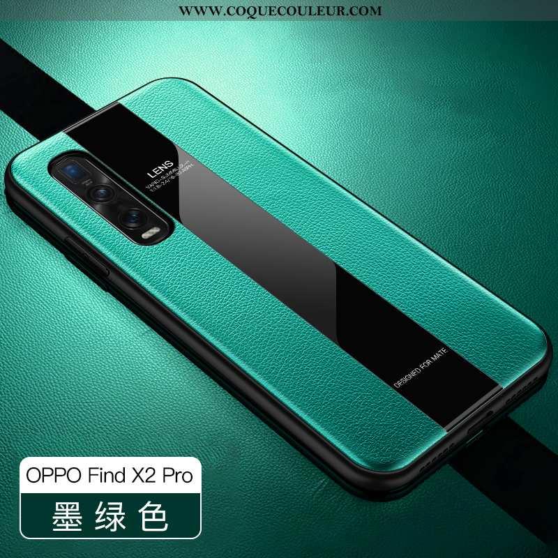 Housse Oppo Find X2 Pro Protection Silicone Téléphone Portable, Étui Oppo Find X2 Pro Ultra Légère V