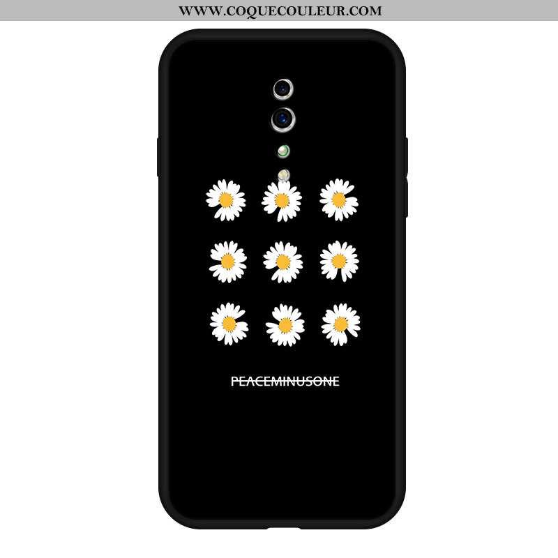 Housse Oppo Reno Z Tendance Cou Suspendu Téléphone Portable, Étui Oppo Reno Z Fluide Doux Tout Compr