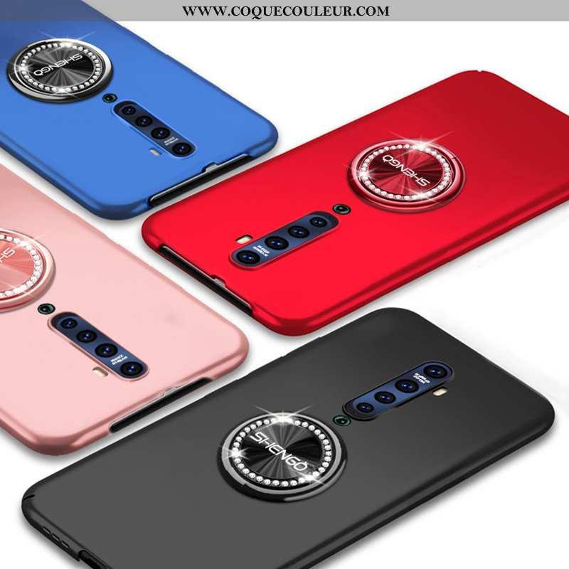 Coque Oppo Reno2 Personnalité Tendance Téléphone Portable, Housse Oppo Reno2 Créatif Noir