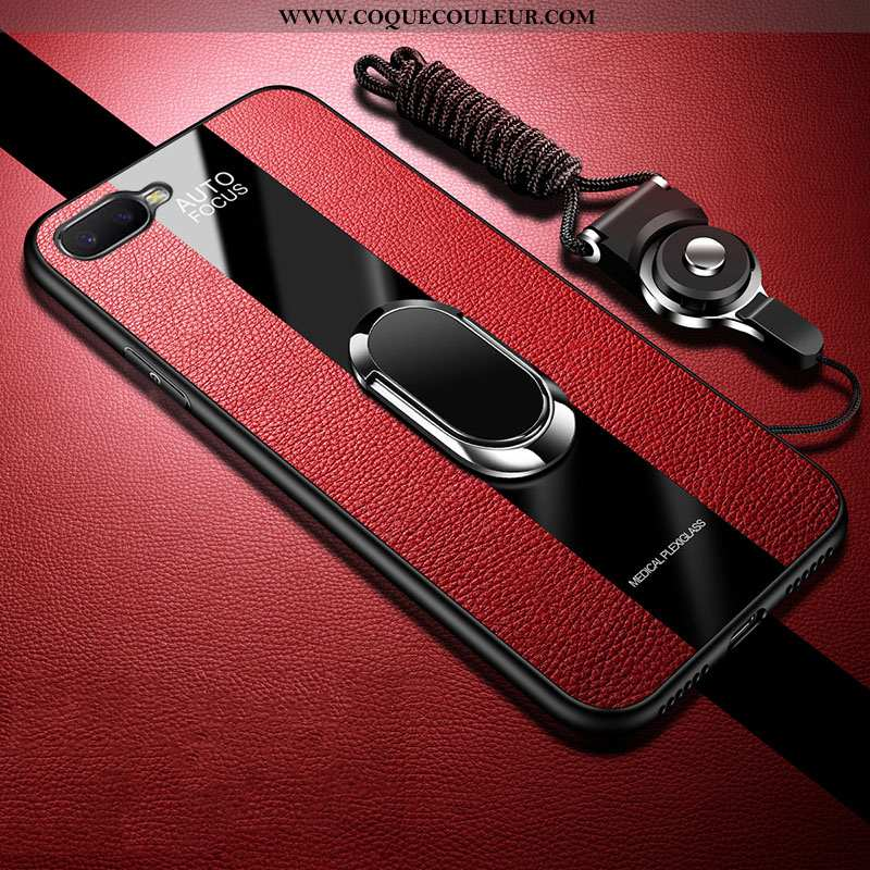 Coque Oppo Rx17 Neo Protection Mode Tout Compris, Housse Oppo Rx17 Neo Silicone Étui Rouge