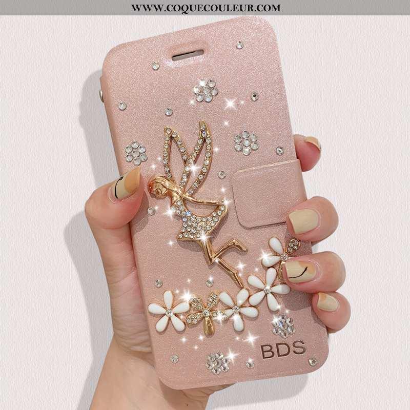Housse Oppo Rx17 Pro Modèle Fleurie Téléphone Portable Incassable, Étui Oppo Rx17 Pro Protection Tou