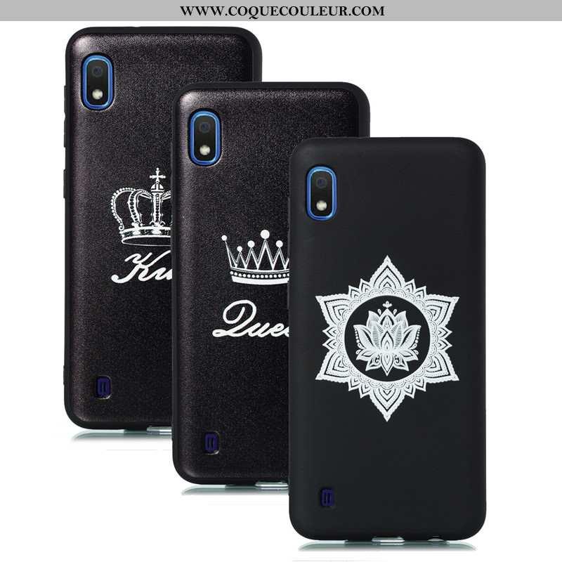 Housse Samsung Galaxy A10 Fluide Doux Étui Téléphone Portable, Samsung Galaxy A10 Personnalité Coque