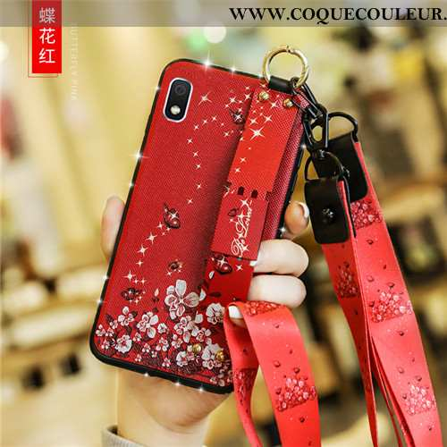 Coque Samsung Galaxy A10 Silicone Incassable Charmant, Housse Samsung Galaxy A10 Protection Ornement