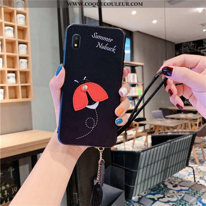 Étui Samsung Galaxy A10 Fluide Doux Téléphone Portable Étoile, Coque Samsung Galaxy A10 Silicone Per