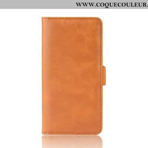 Coque Samsung Galaxy A10 Protection Jaune Téléphone Portable, Housse Samsung Galaxy A10 Cuir Carte