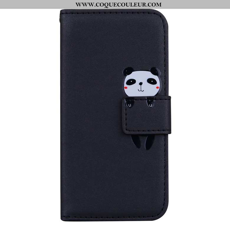 Coque Samsung Galaxy A10s Protection Étoile Téléphone Portable, Housse Samsung Galaxy A10s Cuir Noir