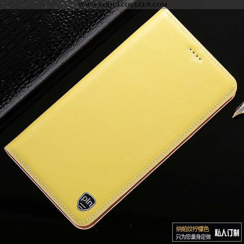 Housse Samsung Galaxy A10s Cuir Véritable Incassable Téléphone Portable, Étui Samsung Galaxy A10s Mo