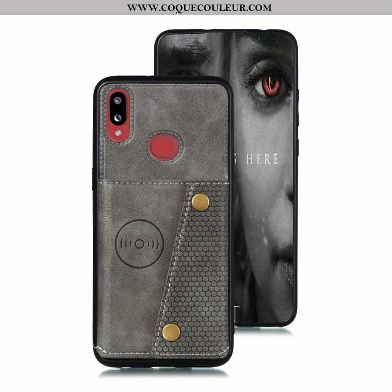 Coque Samsung Galaxy A10s Fluide Doux Téléphone Portable Étoile, Housse Samsung Galaxy A10s Tout Com