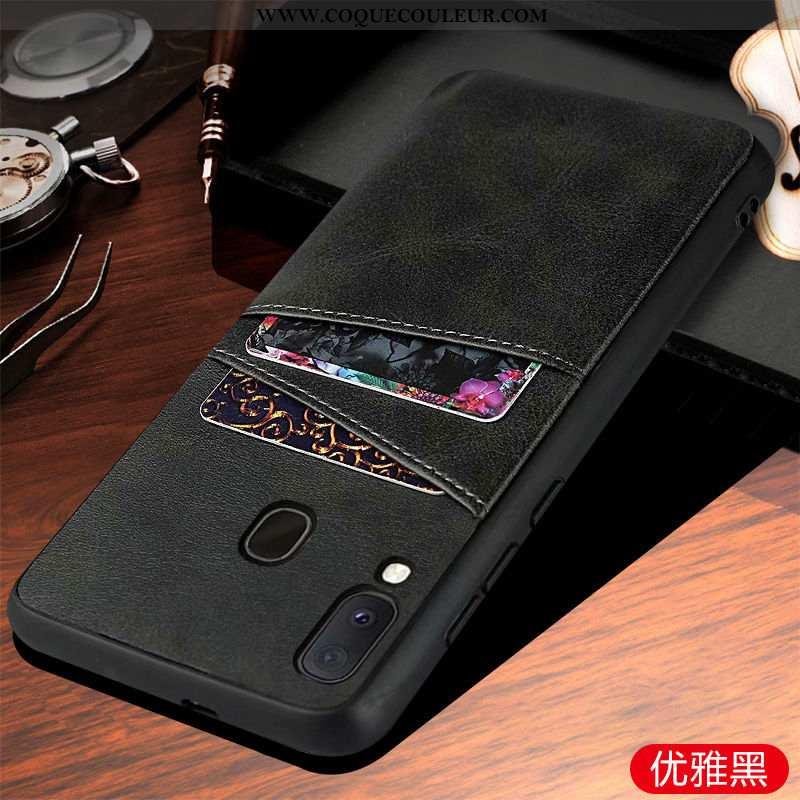 Housse Samsung Galaxy A20e Protection Étoile Business, Étui Samsung Galaxy A20e Téléphone Portable C