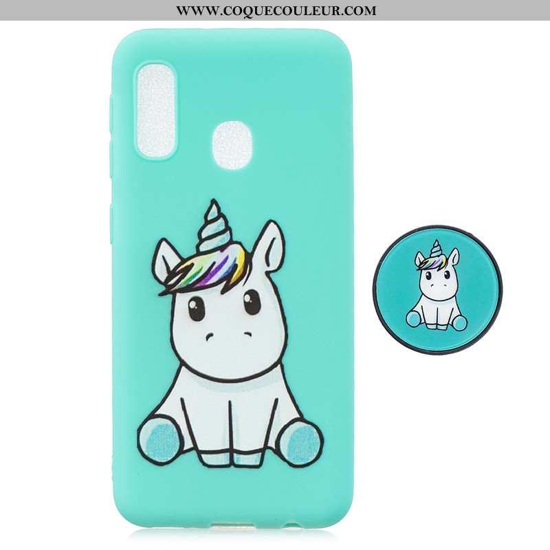 Étui Samsung Galaxy A20e Ornements Suspendus Coque Téléphone Portable, Samsung Galaxy A20e Dessin An