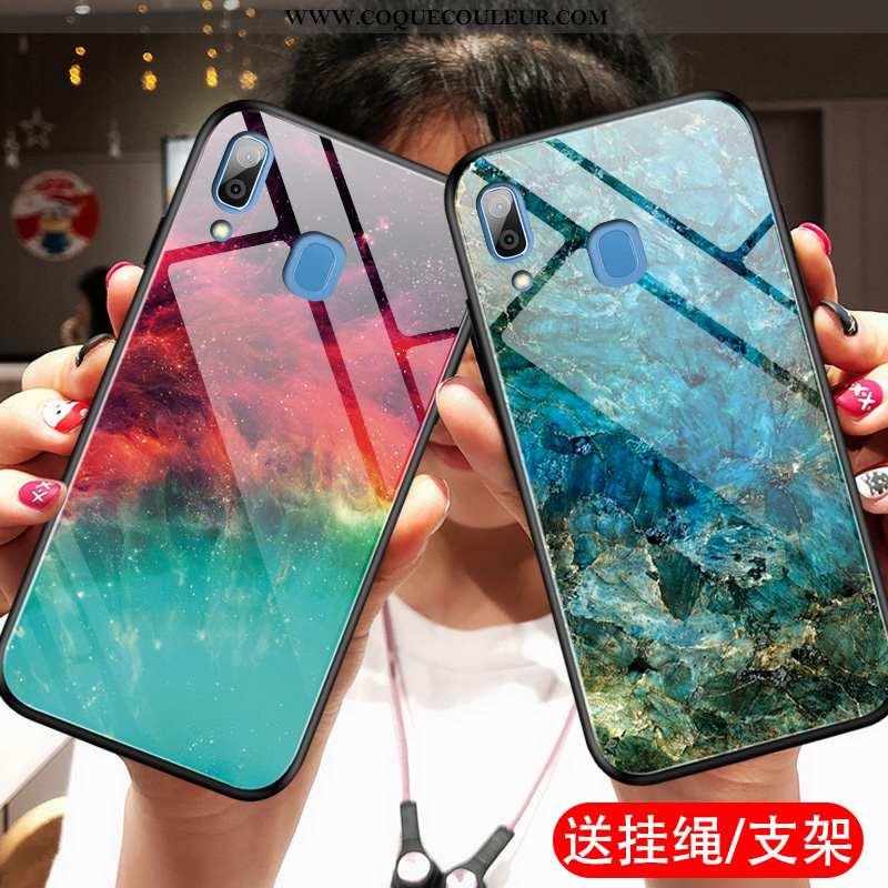 Housse Samsung Galaxy A20e Ornements Suspendus Téléphone Portable Dégradé, Étui Samsung Galaxy A20e