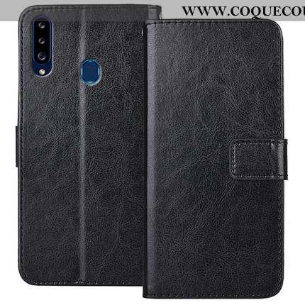 Coque Samsung Galaxy A20s Protection Étui Incassable, Housse Samsung Galaxy A20s Personnalité Tendan