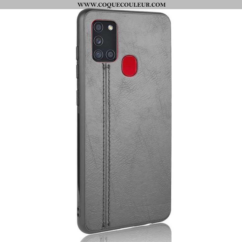 Coque Samsung Galaxy A21s Fluide Doux Modèle Fleurie Étui, Housse Samsung Galaxy A21s Protection Pet