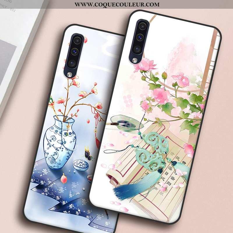 Coque Samsung Galaxy A30s Fluide Doux Étoile Coque, Housse Samsung Galaxy A30s Silicone Incassable R