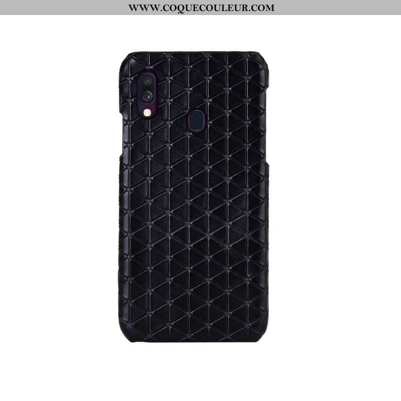Étui Samsung Galaxy A40 Protection Téléphone Portable Personnalisé, Coque Samsung Galaxy A40 Luxe Co
