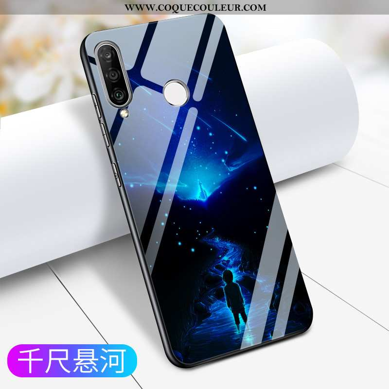 Coque Samsung Galaxy A40s Silicone Téléphone Portable Verre, Housse Samsung Galaxy A40s Protection C