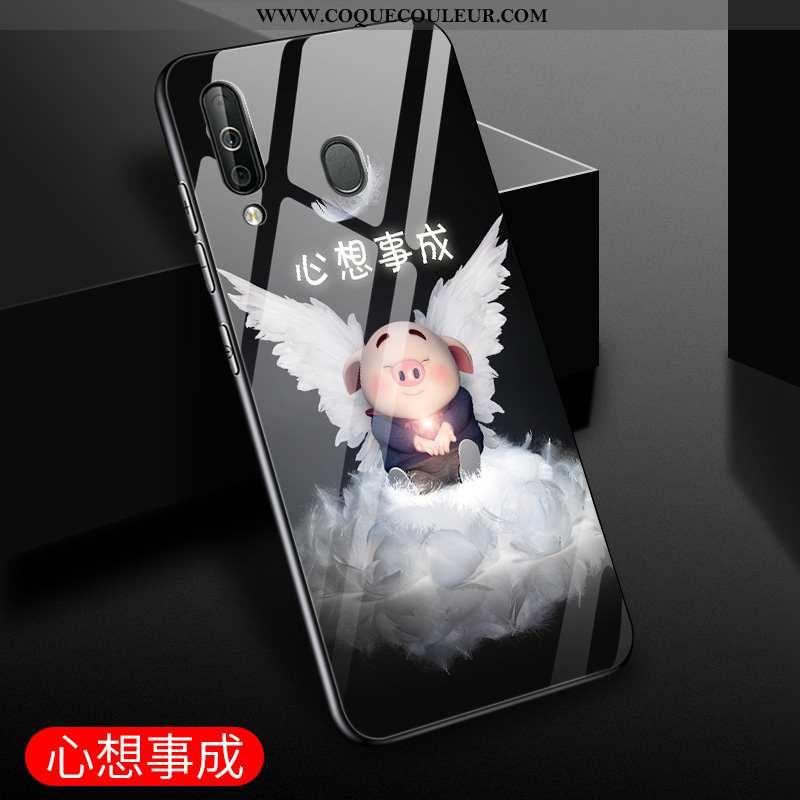 Étui Samsung Galaxy A40s Protection Silicone Tout Compris, Coque Samsung Galaxy A40s Verre Charmant