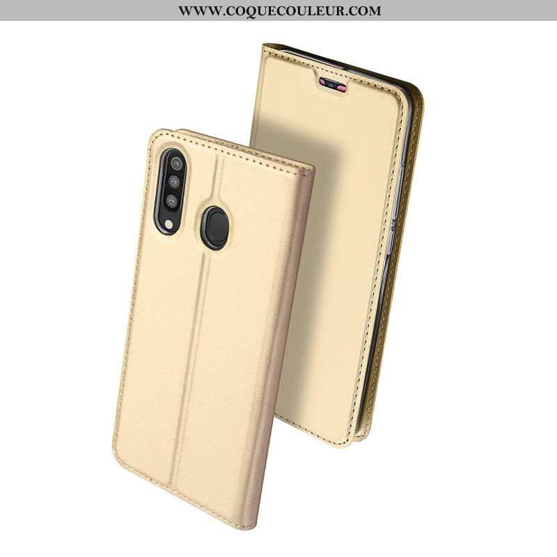 Housse Samsung Galaxy A40s Cuir Téléphone Portable Étoile, Étui Samsung Galaxy A40s Protection Légèr