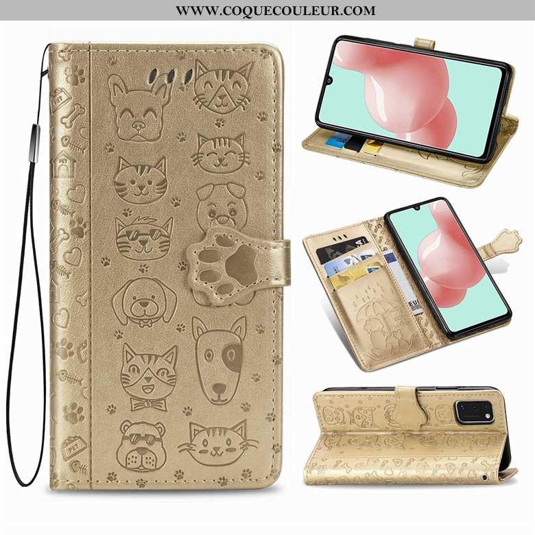 Housse Samsung Galaxy A41 Protection Téléphone Portable Étui, Étui Samsung Galaxy A41 Dessin Animé I
