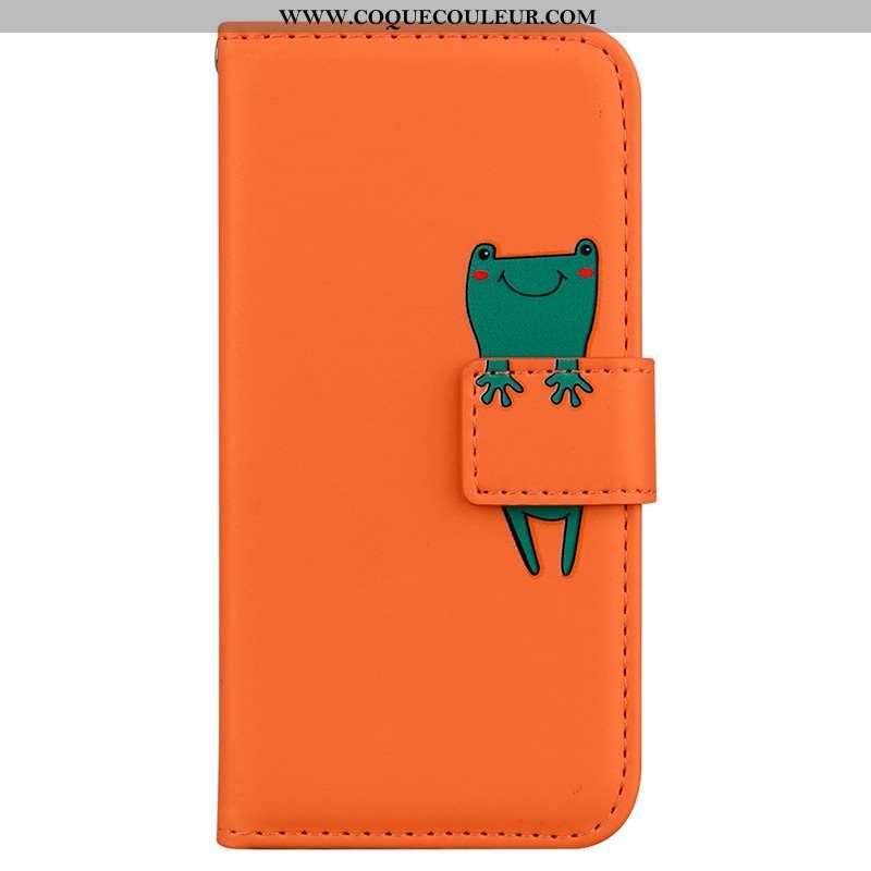 Housse Samsung Galaxy A41 Dessin Animé Cuir Protection, Étui Samsung Galaxy A41 Charmant Étoile Oran