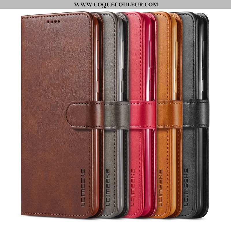 Étui Samsung Galaxy A41 Fluide Doux Coque Téléphone Portable, Samsung Galaxy A41 Protection Clamshel