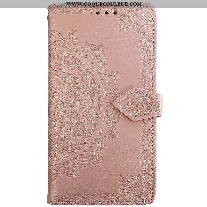 Étui Samsung Galaxy A50 Fluide Doux Cuir Coque, Coque Samsung Galaxy A50 Protection Téléphone Portab