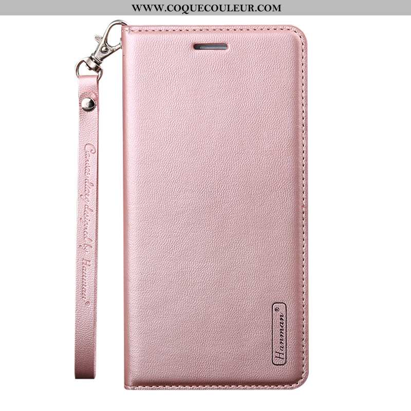 Housse Samsung Galaxy A50s Protection Étoile Étui, Étui Samsung Galaxy A50s Sac Carte Rose